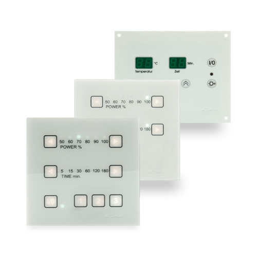 Control IR-heaters