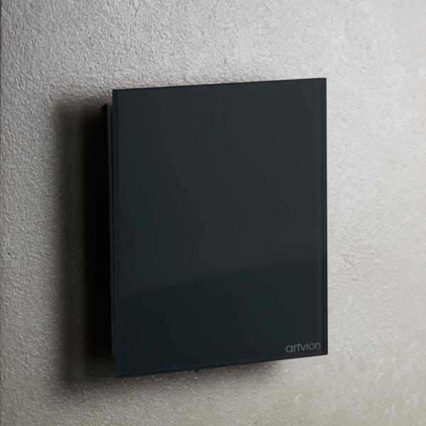 Sunshower Abdeckplatte Black für Deluxe