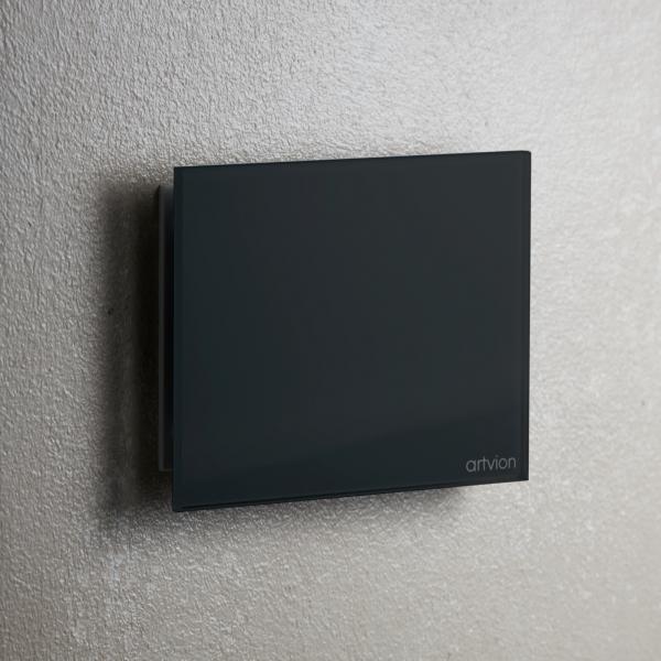 Sunshower Abdeckplatte Black für Pure + Pure XL