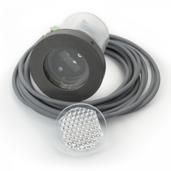 EOSafe L mit 50 mm Reflektor