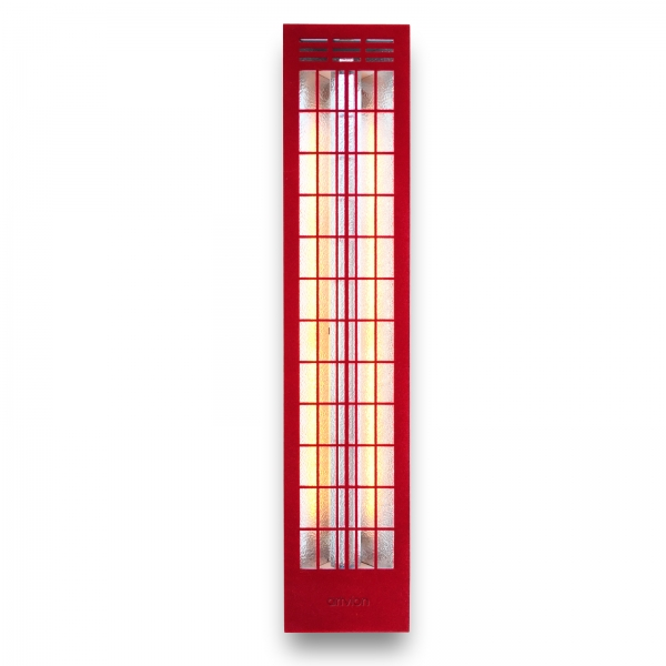 Infrarotstrahler Thermostoff Corner Red Large