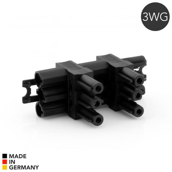 Kompakt-Steckverteiler 3WG