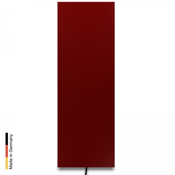Infrarotstrahler Sauna Paneel P1 Rot