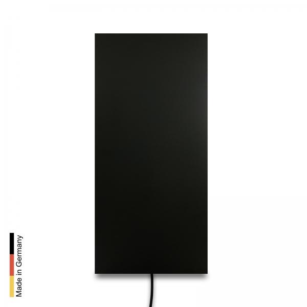 Infrarotstrahler Sauna Paneel P3 Black