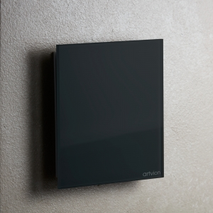 artvion cover plate Black for Delux