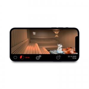 EOS Sauna Control App - Web Modul