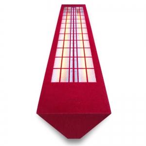 Infrarotstrahler Thermostoff Corner Red Medium