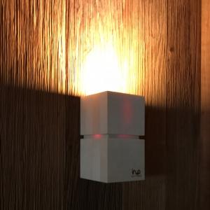 inup design Saunaleuchte LED, Espe 2er Set