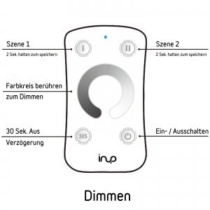 Led Licht Funkdimmer FD-LED