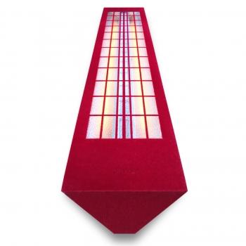 Infrarotstrahler Thermostoff Corner Red Small