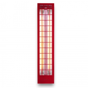 Infrarotstrahler Thermostoff Corner Red Large