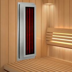 Infrarotstrahler Sauna RotLicht Top