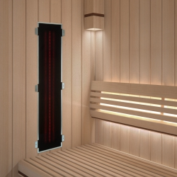 Infrared heater sauna RedLight Basic