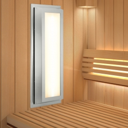 Infrarotstrahler WEISSLicht Sauna Aufputz