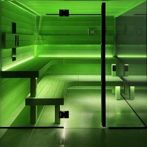 inup Sauna Led Streifen ProfiBus RGB Set 4000
