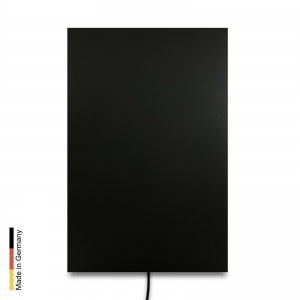 Infrared heater sauna Panel P2 Black