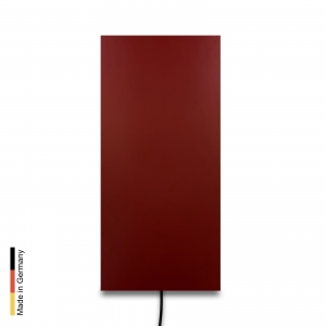 Infrared heater sauna Panel P3 Red
