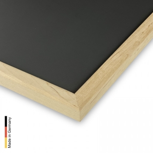 Infrarotstrahler Sauna Paneel P2 Black Frame