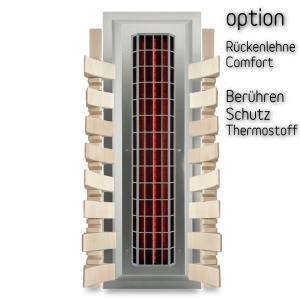 Berührungsschutz Thermostoff für IR-Strahler