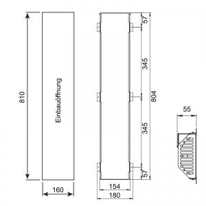 Infrarotstrahler Sauna RotLicht Basic Set-2