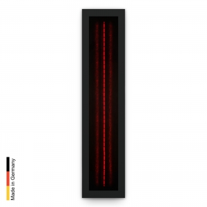 Infrared heater sauna RedLight Frame Black