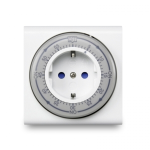Timer for infrared heaters
